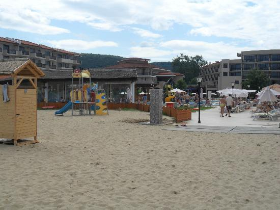 Club Hotel Miramar: une des 3 plaines de jeux enfants