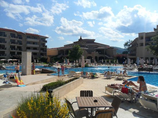 Club Hotel Miramar: restaurant
