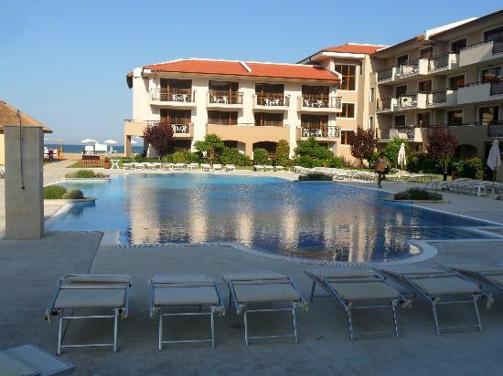 Club Hotel Miramar: relax piscine