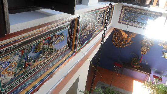 1881 Chong Tian Hotel: motifs