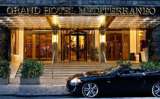 Grand Hotel Mediterraneo: Hotel
