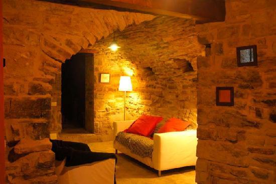 O Chardinet d'a Formiga: Living room