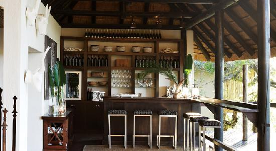 Londolozi Tree Camp: The Tree Camp Bar