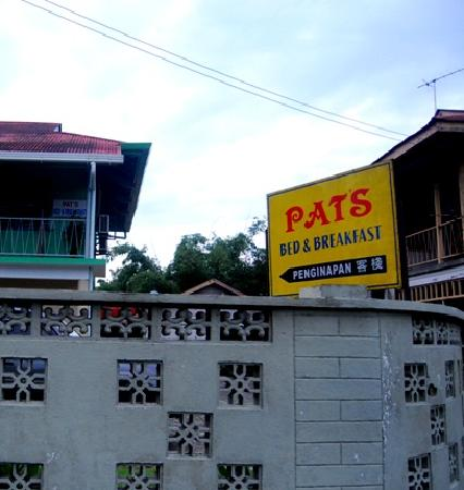Pat's Bed and Breakfast