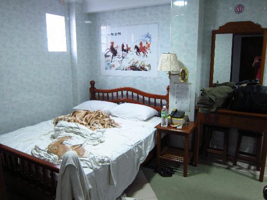May Shan Hotel: Basic Room