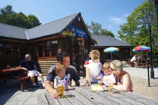 Beauport Holiday Park - Park Holidays UK: Club House