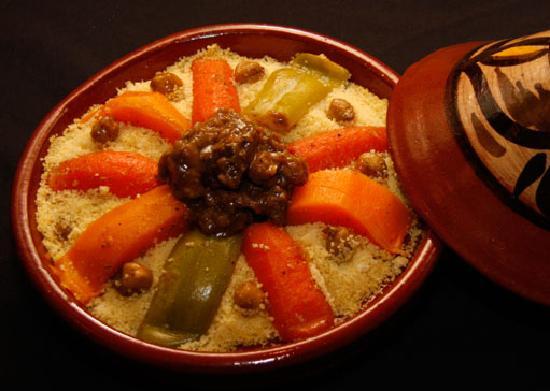 Resturante Las Piconeras : Cuscus