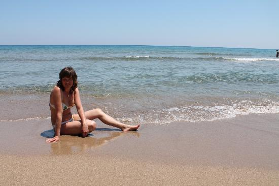 Rodas, Grecia: Чистое теплое море!