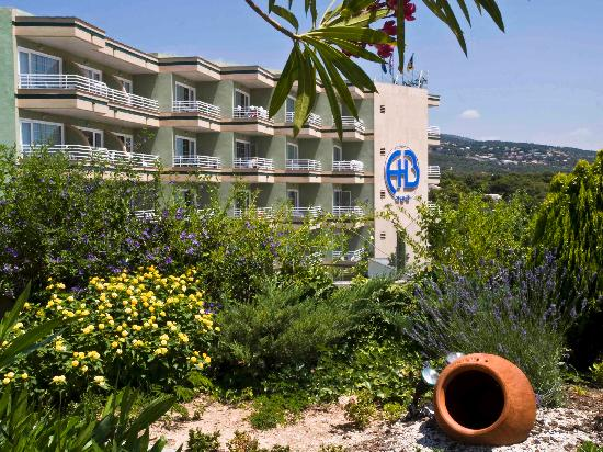 Hotel Agua Beach: Hotel Main