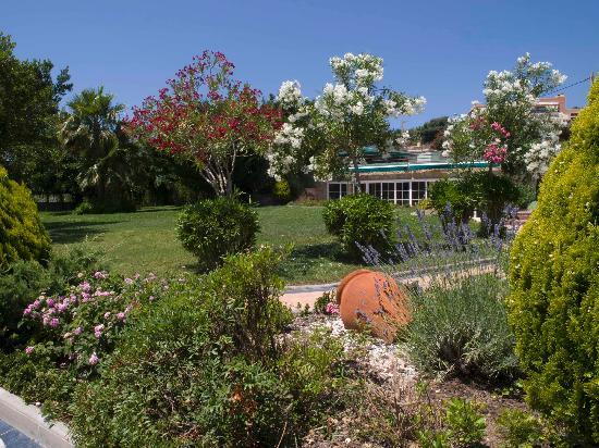 Hotel Agua Beach: Hotels Garden