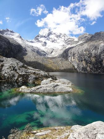 Huaraz, Perú: prettiest place on the planet