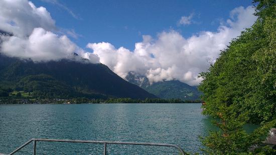 Hotel Seeburg: view