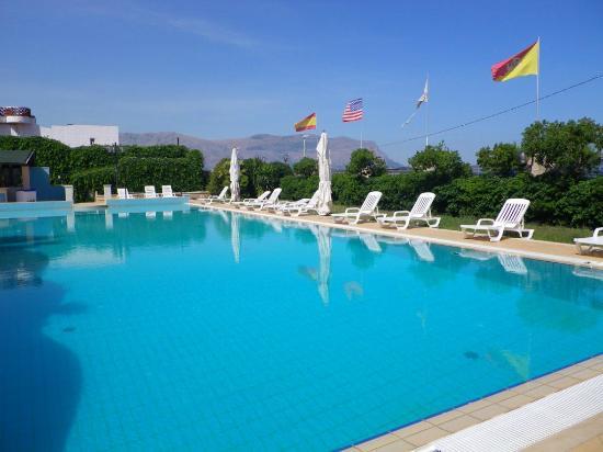 Hotel Sirenetta : Swimming pool