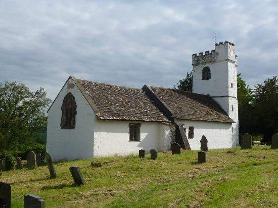 The Old Rectory: Church of St Cadoc