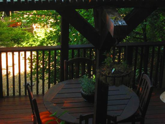 Wine Way Inn: Cool oasis