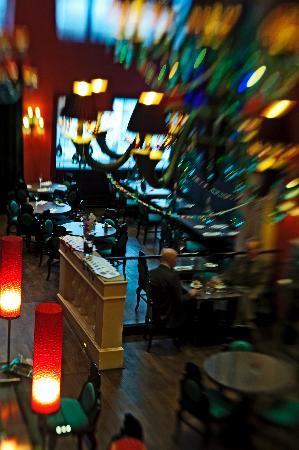 Buddha-Bar Hotel Prague: Siddharta CafeII