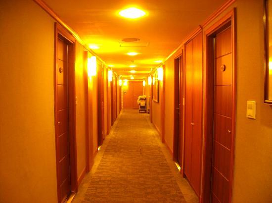 King Shi Hotel: Hotel Corrido