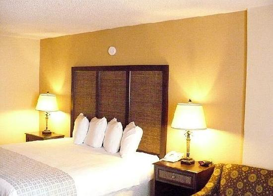 Lexington Inn & Suites: King Oceanfront