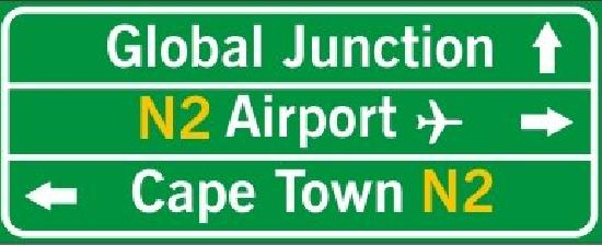 Global Junction Cafe: Global Junction Café Fountains Mall Jeffreys Bay