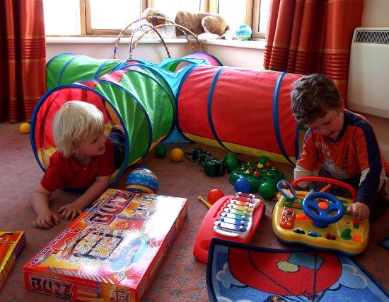 Kenmare Bay Hotel & Resort: Kids activities