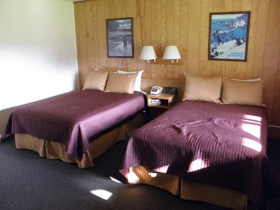 Virginian Lodge: Zimmer