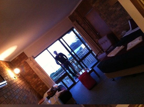 كانجارو أيلاند سي فرونت ريزورت: our room veeeery nice