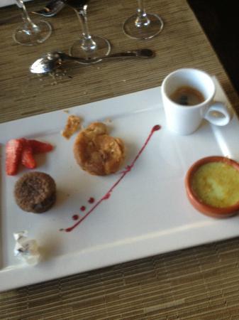 Plaza Site du Futuroscope Hotel : Café Gourmand Restaurant