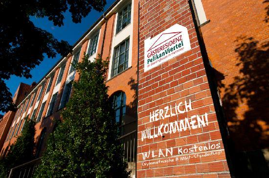 gasteresidenz pelikanviertel updated 2017 prices hotel reviews hannover germany tripadvisor. Black Bedroom Furniture Sets. Home Design Ideas