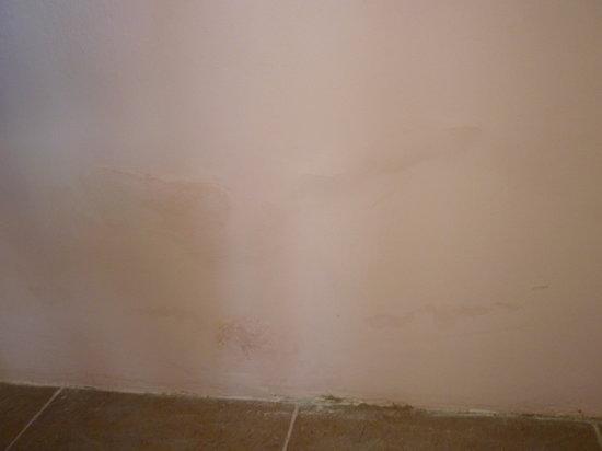 Club Amarissa: wet wall in standard room