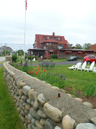 The Seaward: View of the Inn