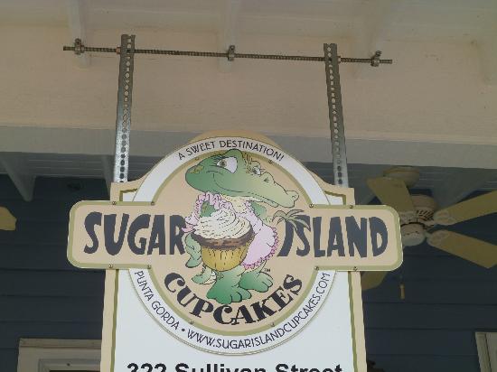 Sugar Island Cupcakes Punta Gorda Fl