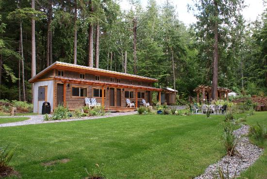 The Savary Island Resort: Bunkroom Cabin