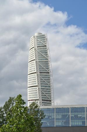 Park Inn by Radisson Malmo: Turning Torso Bldg