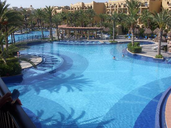 Incredible Pools Picture Of Hotel Riu Santa Fe Cabo San Lucas Tripadvisor
