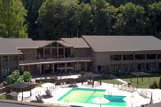 Great Smoky Mountains National Park, NC: Fontana Village Resort