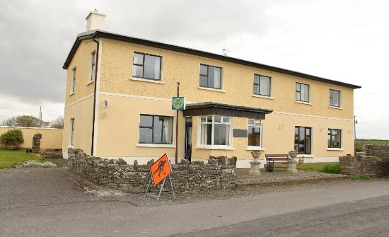 Clonmore Lodge: view from street