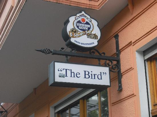 The Bird: Best burger and fries in Europe