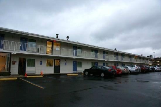 Motel 6 Boston South - Braintree: esterno