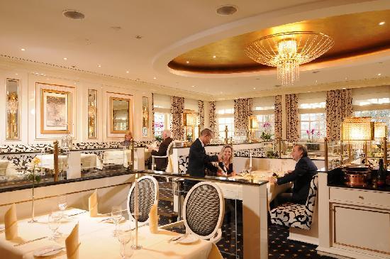 "Maritim Seehotel Timmendorfer Strand: Gourmetrestaurant ""Oarngerie"""