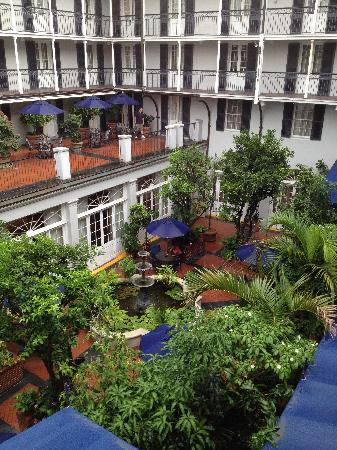 view on the courtyard picture of royal sonesta new orleans new rh tripadvisor com