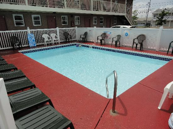 Anchor Motel: Pool