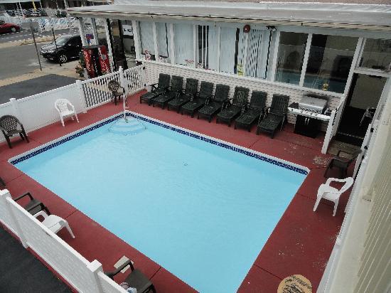 Seaside Heights, NJ: Pool