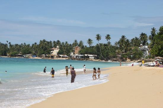 Tartaruga Hotel & Beach Restaurant: vista del mare dal Tartaruga