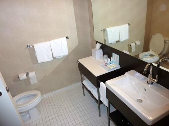 Four Points by Sheraton Levis Convention Centre: bagno