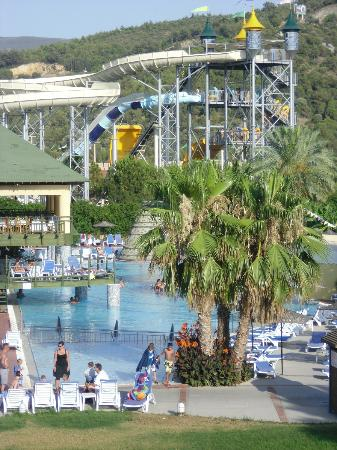 Aqua Fantasy Aquapark Hotel & SPA: View from room