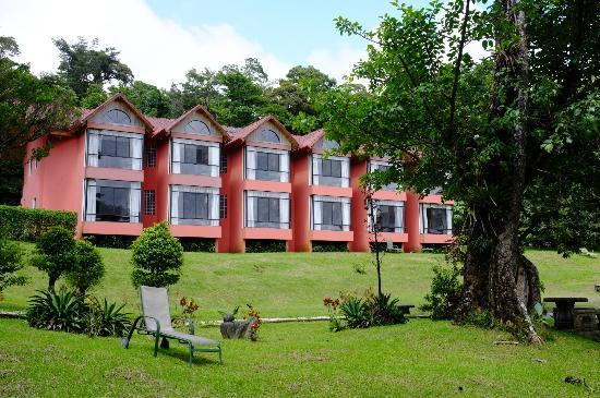 Hotel Fonda Vela: Vista do Hotel