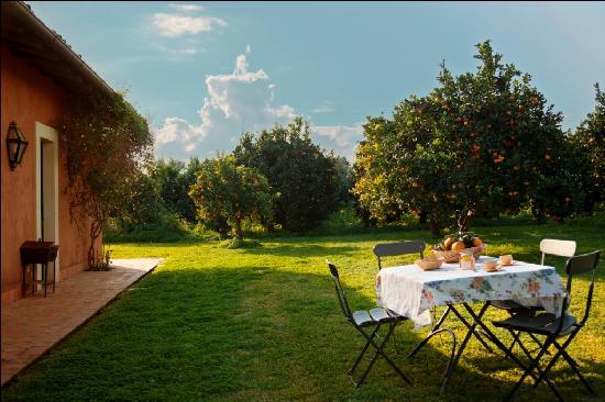 Agriturismo Tenuta San Calogero Brucoli Sicily Farmhouse Reviews s
