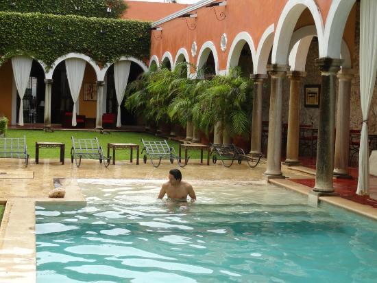 莊園梅里達酒店照片