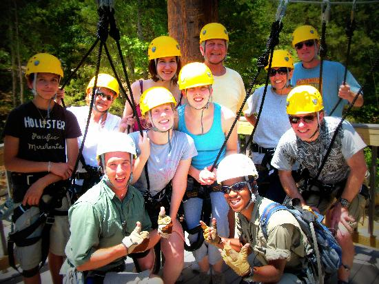 Branson Zipline at Wolfe Creek Preserve