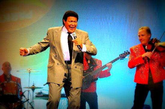 Branson, MO: Chubby Checker at the ICON Theatre